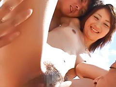 Threesome japanese, Public japanese, Public asian, Public masturbe, Public masturbating, Public masturbate