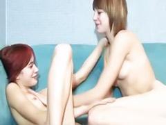 Touch lesbian, Russian lesbian, Shy lesbians, Shy lesbian