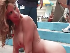 Party outdoors, Party outdoor, Party girls, Outdoor party, Horny looking, Awesome solo