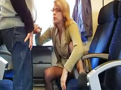 Training sex, Train sex, Wife sucking, Public wife, Public train,, Public train