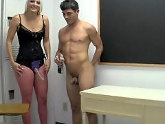 Pegging guys, Pegging, First time