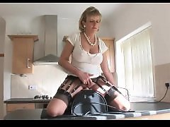 Riding, Sybian riding, Sybian milf, Milf riding, Milf rides, British milf