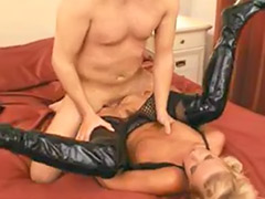 Pvc, Masturbation in boots, Anal bed, Masturbate in boots