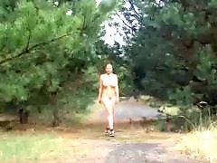 Walking, Woods, Wood, Public