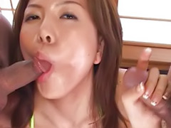 Incredibles, Incredible, Double asian, Asian double blowjob, Incredibly, Asian double