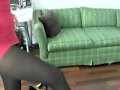 Stockings tease, Stocking tease, Femdoms, Femdome, Femdom tease, Femdom compilation