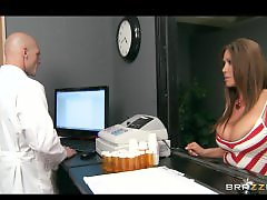 Tit doctor, Kianna, Doctors, Doctor سحاق, Doctor fuck, Big doctor