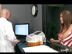 Tit doctor, Kianna, Doctors, Doctor سحاق, Doctor fuck, Big doctor