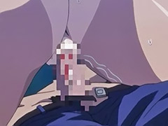 Huge tits fucked, Hentai babe
