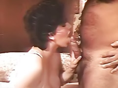 Ron jeremy, Ron, Hairy lingerie, Anaconda, Cum play, Cum out
