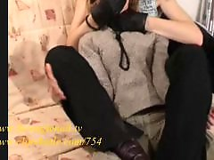 페티쉬 레즈비언, 엑스비디오, 자위영상, 입 손, 손ㅇ, 레즈비언 자위