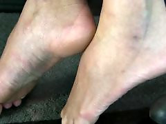 Sole, Foot soles, After