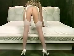 Work, Submission, Submissive, Stockings blonde, Doctors, Doctor سحاق