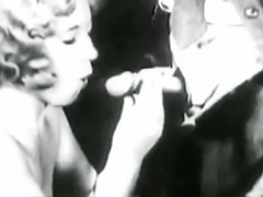 Vintage compilation, Group sex compilation, Group blow