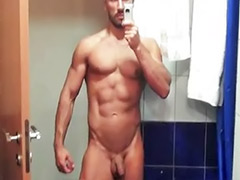 Solo gay ass, Naked gay, Naked ass