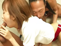 Japanese gagging, Japanese blonde, Japanese and blonde, Asian gagging, Asian gag, Blonde japanese