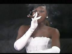 Lingerie, Ebony white, Ebony and white, Black&white, Black & white, Cigar