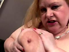 To big, Shaking boobs, Shaking, Mature bbw, Mom loves mom, Mom granny