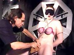 X-mastere, Tits has, Slave bdsm, Master slaves, Blindfolder, Blindfolded
