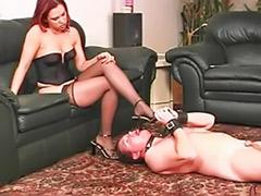 Spanking stockings, Maggot, High heel femdom, Heels femdom, Femdom slave, Slave femdom