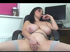 Michelle h, Michelle b, Michell, Busty stockings, Busty stocking, Stockings big