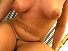 Tits dildo, Toilet slut, Toilet sex, Pussy play, Pussy on pussy, Playing with tits