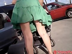 Voyeur beach, The flash, Windy upskirt, Milf flashing, Milf beach, Beache