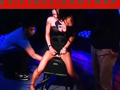Sybian riding, Celebrity masturbation, Tila, Big ass riding
