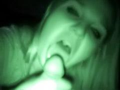 سکس در تاریکی, سكس در خواب تاريكي, Aشب, شب
