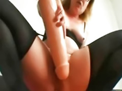Solo big cock, Tonights, Toyed wife, Wife solo, Wife mature, Wife masturbating