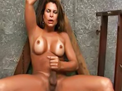 Vivian, Brazilian shemale