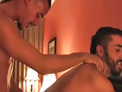 Trailer, Top sex, Top gay, Rimming pov, Piercing gay, Pov rim