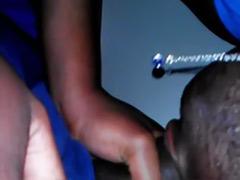 Ebony head