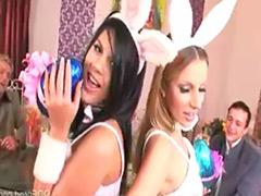 Group lingerie, Bunny, Debbie