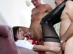 Pussy fucked, Pussy finger, Stocking and fucking, Mature fingering, Mature blowjob, Fuck pussy
