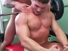 Workout, Nude gay, Amateur workout