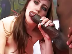 Oral interracial, Mandingo