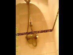 Wife shower, Showering, Shower, Ex-wife, Ex wife, In shower
