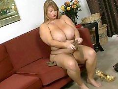 Big boobs milf, Toys, Toying, Toyed, Suck big cock, Sucking dildo