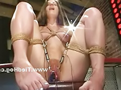 Tight body, Hand sluts, Roped, Rope