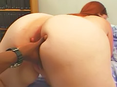Fat black anal, Take black cock, Take black, Toy fat, Redhead black, Redhead big cock