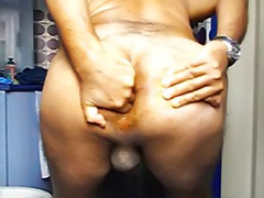 Dildo gay, Dildo cumming, Dildo cum, Cumming dildo, Solo white, Assplay