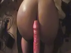 Playing with my, Solo fat dildo, Solo ass play, Fat big ass solo, Fat ass solo, Dildo fat