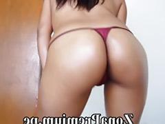 Solo latin girl anal, Solo latin anal