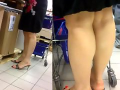 Voyeur feet, Pumps, Pumping, Pumped, Milfs feet, Milf, foot