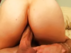 First facial, Her first anal
