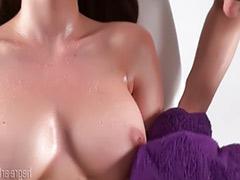 Lesbian busty boobs, Busty massage, Boobs massage, Boob massage, Busty lesbian