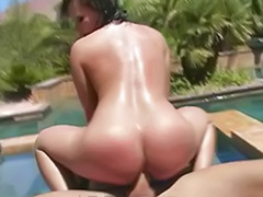 Pool fuck