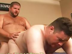 Bear, Chubby anal