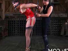Masked babe, Lesbian bondage, Bondage lesbian